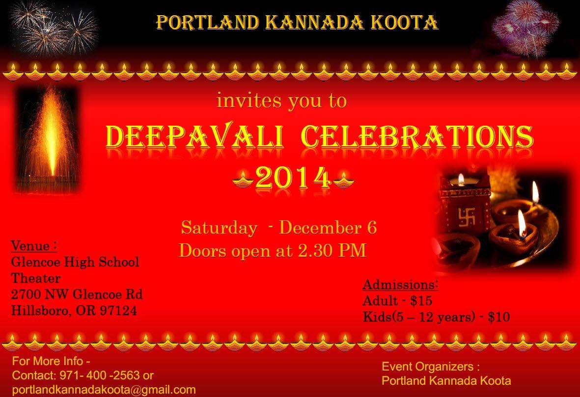 Deepavali Habba 2014